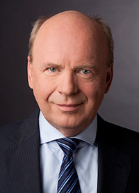 Portrait Prof. Dr. Peter Wedde
